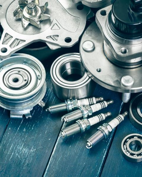 Metal and Aluminum parts