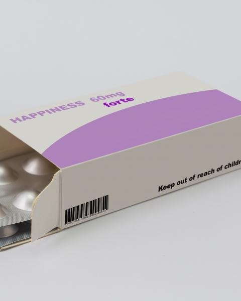 藥品包裝紙盒