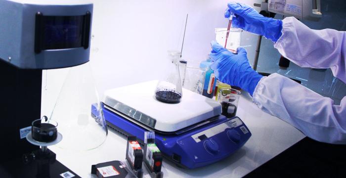Ink Lab 1