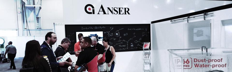 ANSER X1于拉斯维加斯 PackExpo首度登场亮相